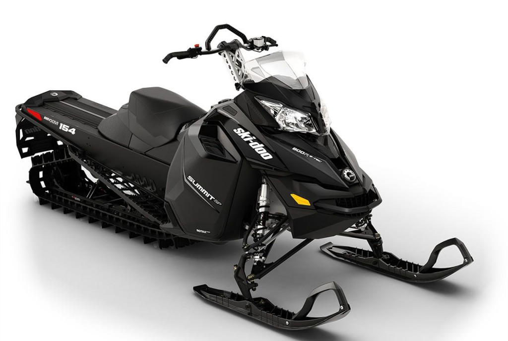 2014 Ski Doo Summit SP Etec