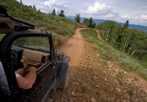 Jackson Hole Wyoming Jeep, SUV & Van Rentals