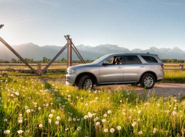 Mid Size SUV, Dodge Durango Jackson Hole