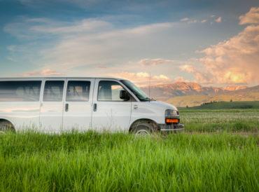 15 Passenger Van Jackson Hole, Teton, Yellowstone