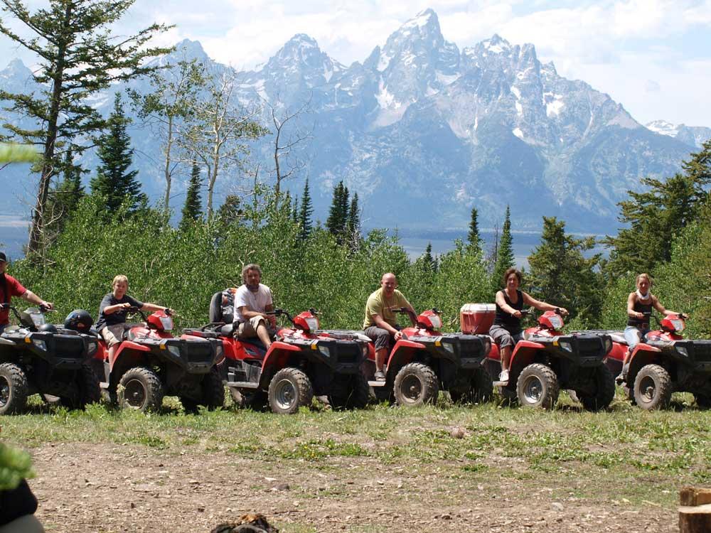 Yellowstone Atv Tours