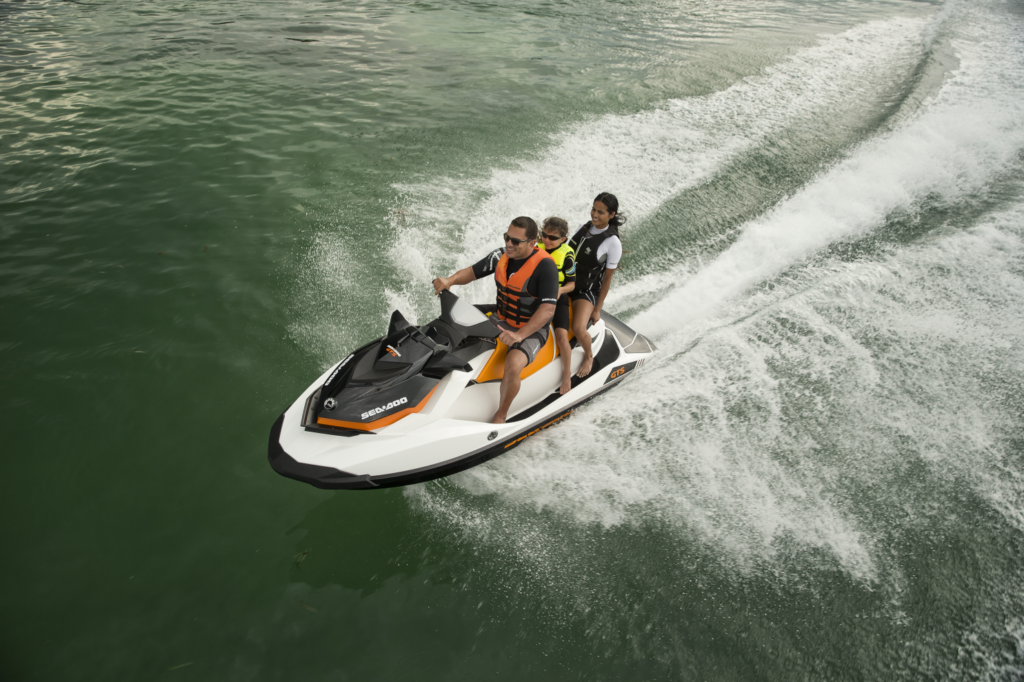 2018 Sea Doo Watercraft Rentals