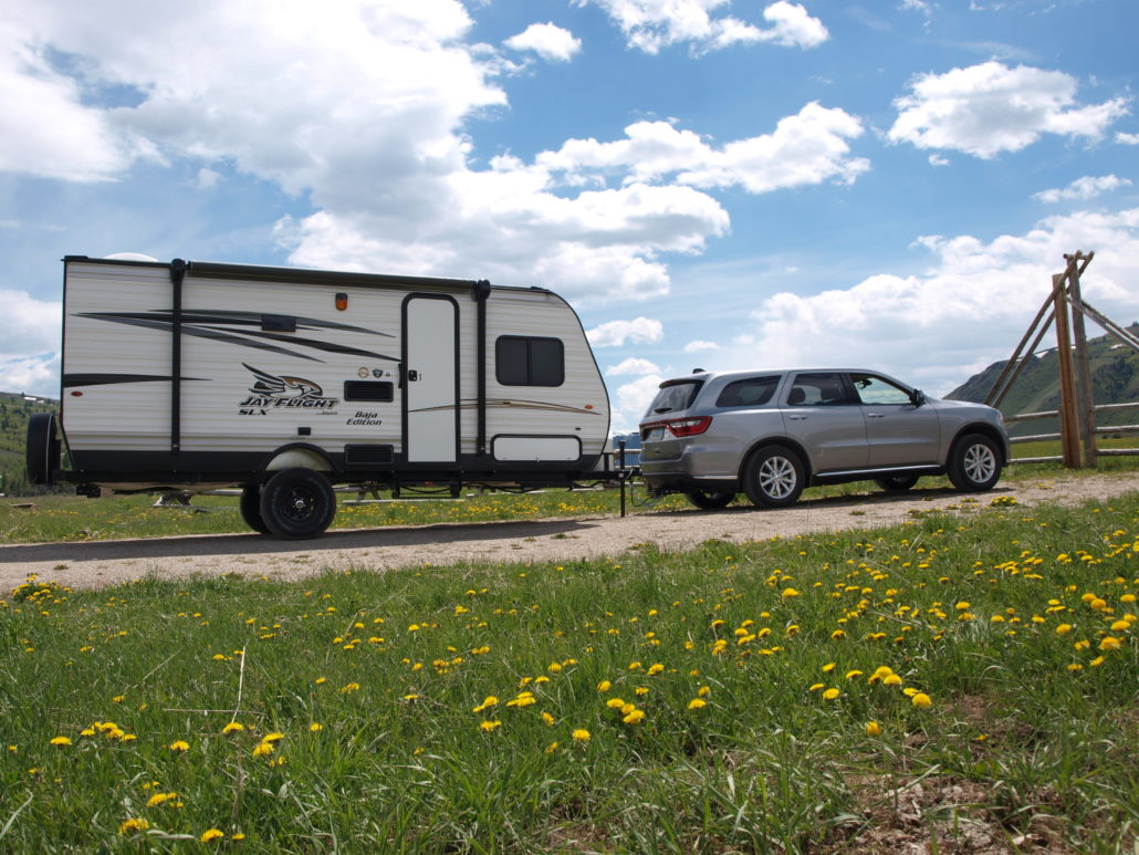 Mid Bunkhouse Travel Trailer