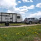 Mid SUV and Travel Trailer Rentals