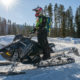 2018 Polaris 800 Pro 155 High Performace Snowmobile