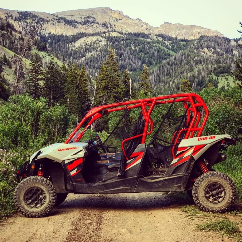 Jackson Hole Wyoming ATV Tours
