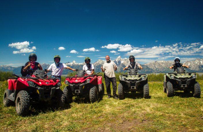 Teton Overlook Tour