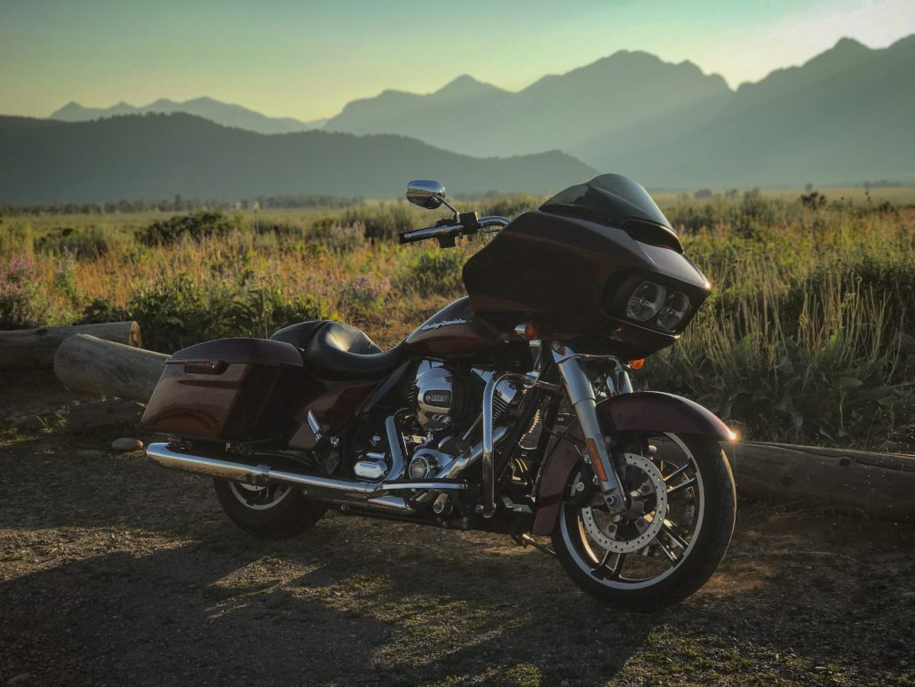 Jackson Hole Wyoming Motorcycle Rentals