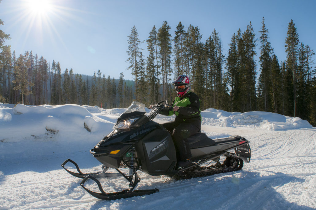 Performance Snowmobiles Jackson Hole Adventure Rentals