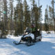 2018 Ski Doo Ace Trail Snowmobile
